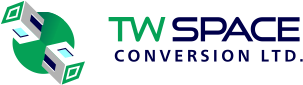 TW Space Conversion Ltd. Logo